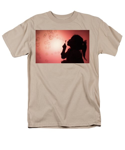 Men's T-Shirt  (Regular Fit) featuring the photograph Childhood Days by William Lee