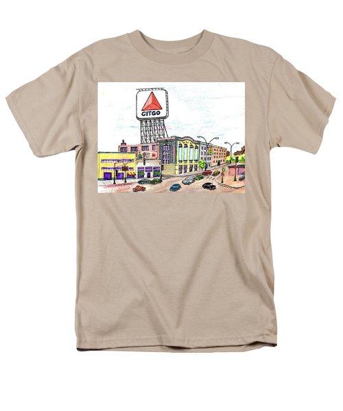 Citco Boston Men's T-Shirt  (Regular Fit)