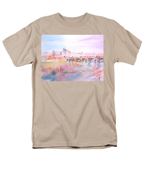 City Of Prague Men's T-Shirt  (Regular Fit)