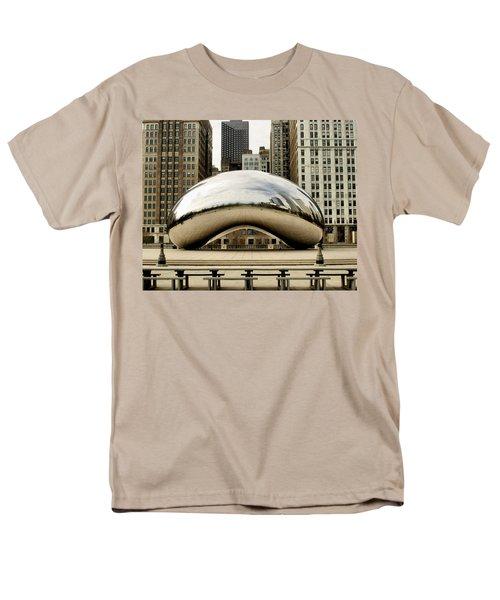 Cloud Gate - 3 Men's T-Shirt  (Regular Fit) by Ely Arsha