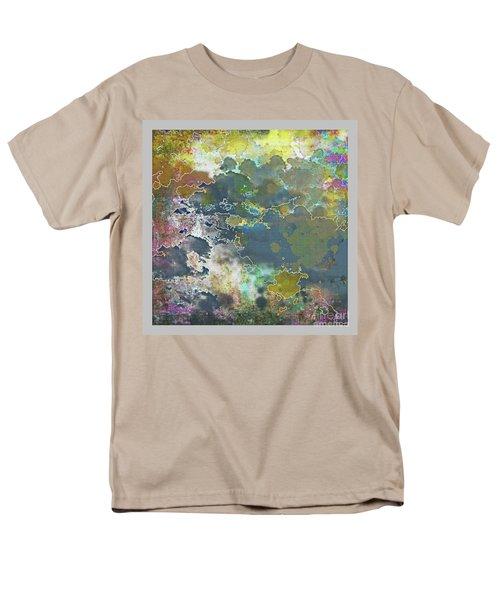 Clouds Over Water Men's T-Shirt  (Regular Fit) by Deborah Nakano