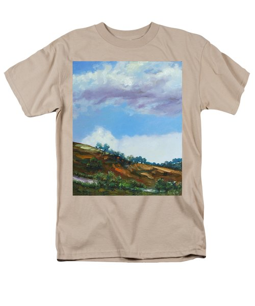Clouds Men's T-Shirt  (Regular Fit) by Rick Nederlof