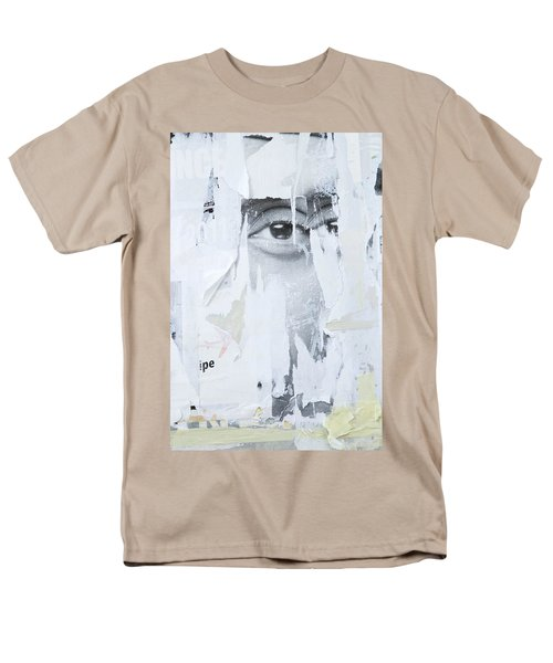 Men's T-Shirt  (Regular Fit) featuring the photograph Street Collage 2 by Colleen Williams