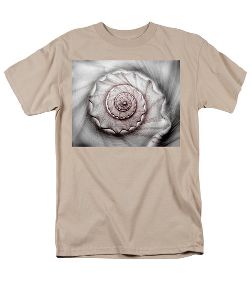 Men's T-Shirt  (Regular Fit) featuring the photograph Coming Or Going by Tammy Schneider
