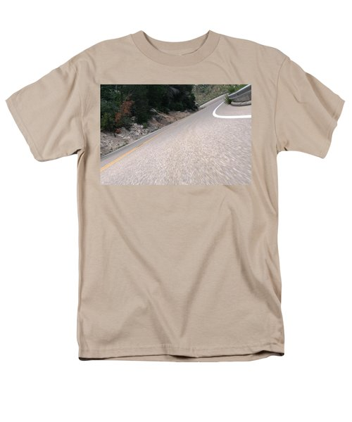 Corner To Corner Men's T-Shirt  (Regular Fit) by David S Reynolds