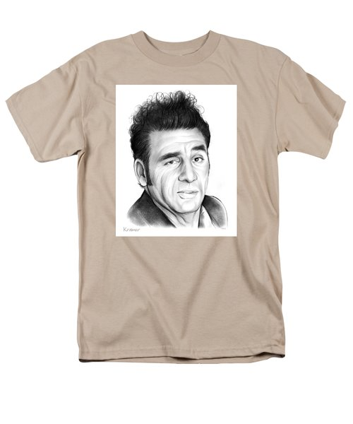 Cosmo Kramer Men's T-Shirt  (Regular Fit) by Greg Joens