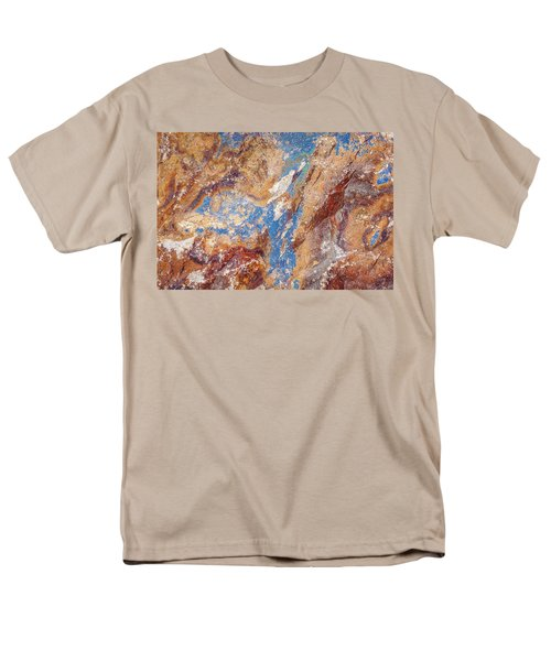 Couleurs De Cuivre I Men's T-Shirt  (Regular Fit) by Karen Stephenson