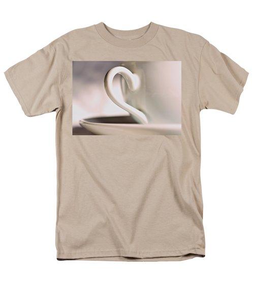 Cup And Saucer Men's T-Shirt  (Regular Fit) by Josephine Buschman