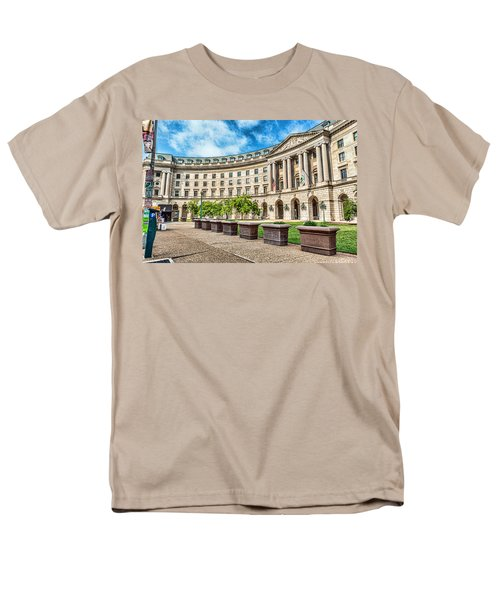 Curved Epa Men's T-Shirt  (Regular Fit) by Sennie Pierson