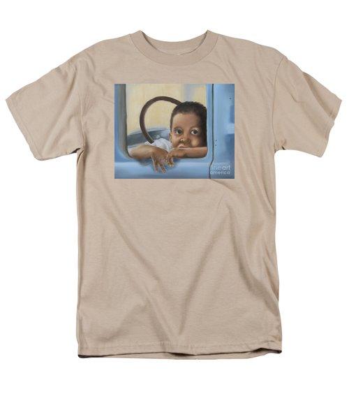 Daddy's Truck Men's T-Shirt  (Regular Fit)
