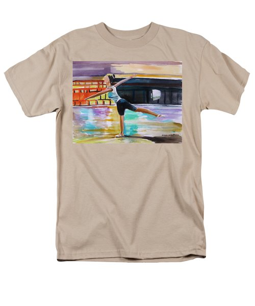 Men's T-Shirt  (Regular Fit) featuring the painting Dance Class by John Williams