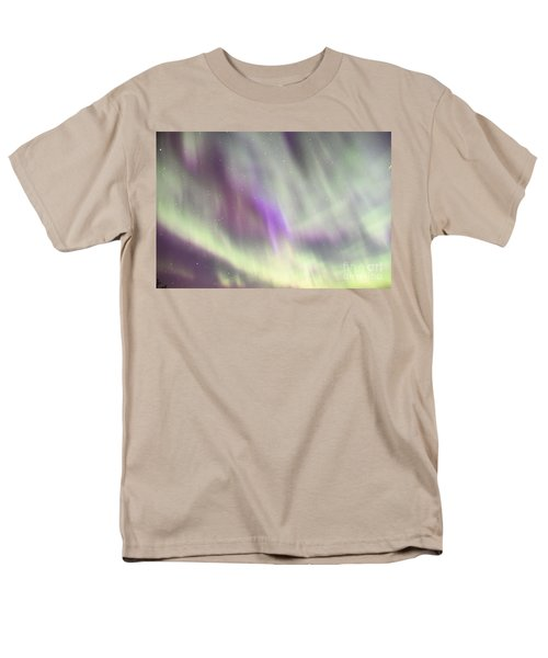 Men's T-Shirt  (Regular Fit) featuring the photograph Dancing With The Stars by Larry Ricker