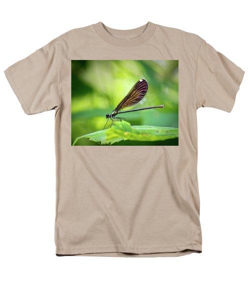 Men's T-Shirt  (Regular Fit) featuring the photograph Dark Damsel by Bill Pevlor