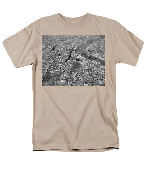 Men's T-Shirt  (Regular Fit) featuring the photograph Defence Of The Realm by Gary Eason