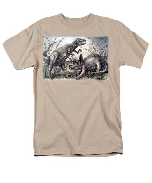 Derek Men's T-Shirt  (Regular Fit)