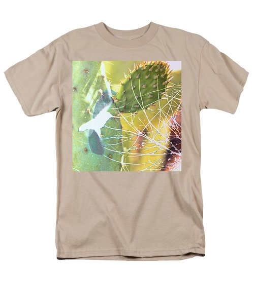 Men's T-Shirt  (Regular Fit) featuring the photograph Desert Spring by Kathy Bassett