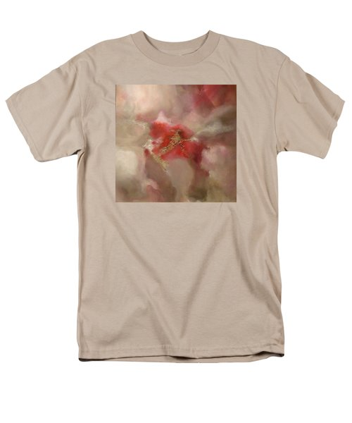 Men's T-Shirt  (Regular Fit) featuring the painting Desire by Tamara Bettencourt
