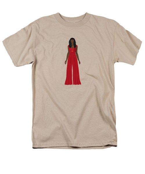 Men's T-Shirt  (Regular Fit) featuring the digital art Destiny by Nancy Levan