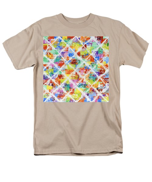 Diamonds Men's T-Shirt  (Regular Fit)