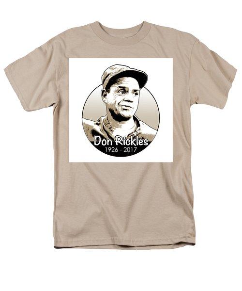 Don Rickles Men's T-Shirt  (Regular Fit) by Greg Joens