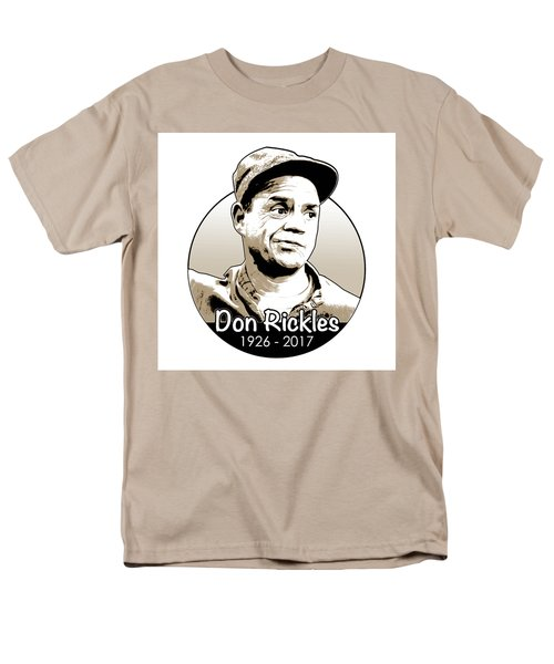 Don Rickles Men's T-Shirt  (Regular Fit)