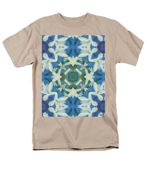 Doves Of Peace Men's T-Shirt  (Regular Fit) by Maria Watt