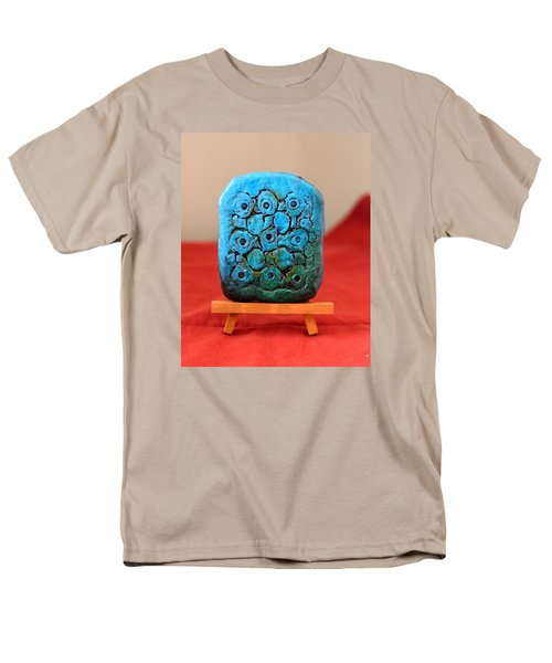 Down By The Sea... Men's T-Shirt  (Regular Fit) by Edgar Torres