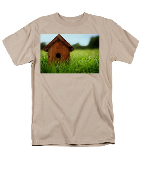 Men's T-Shirt  (Regular Fit) featuring the photograph Down To Earth by Laura Fasulo