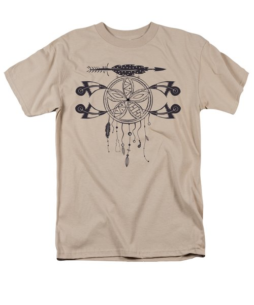 Dreamcatcher 101 Men's T-Shirt  (Regular Fit) by Ericamaxine Price