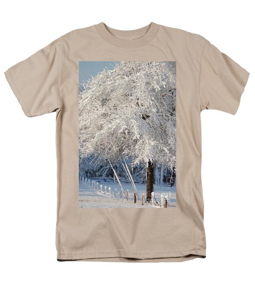 Dusted With Powdered Sugar Men's T-Shirt  (Regular Fit) by Donna Bentley