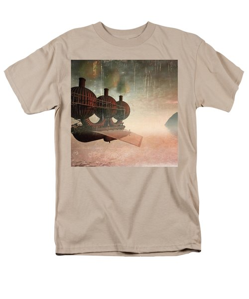Early Departure - A Piece Of Work From Men's T-Shirt  (Regular Fit) by John Edwards