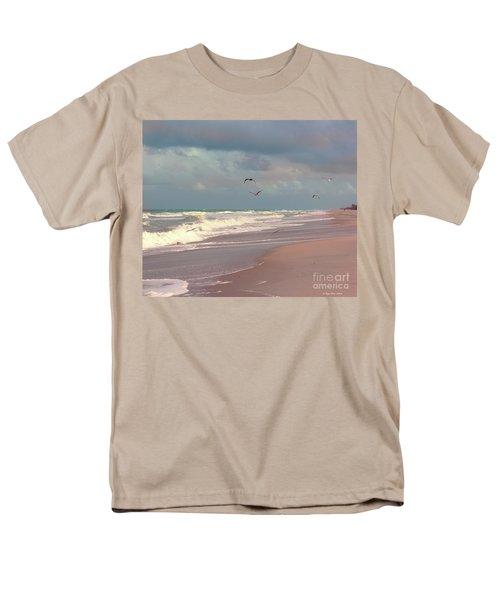 Early Evening Men's T-Shirt  (Regular Fit) by Megan Dirsa-DuBois