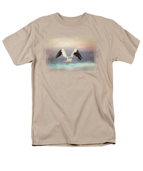 Early Morning Swim Men's T-Shirt  (Regular Fit) by Jai Johnson