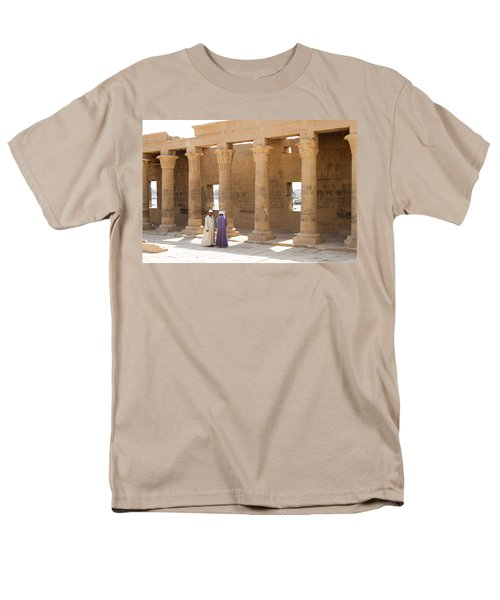 Egyptians Men's T-Shirt  (Regular Fit) by Silvia Bruno