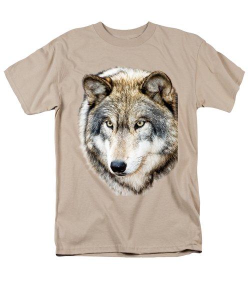 Essence Of Wolf Men's T-Shirt  (Regular Fit)