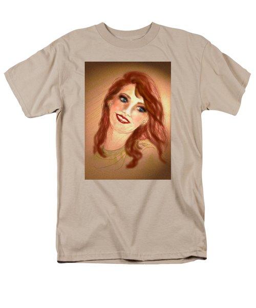 Ever So Softly Men's T-Shirt  (Regular Fit)
