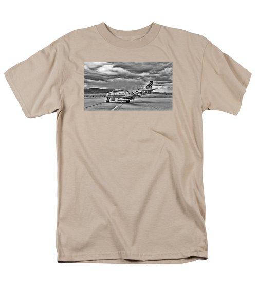 F-86 Sabre Men's T-Shirt  (Regular Fit) by Douglas Castleman