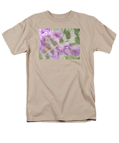 Fall Feather Men's T-Shirt  (Regular Fit) by Tim Good