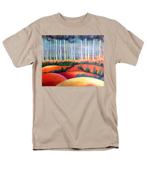 Through The Mist Men's T-Shirt  (Regular Fit) by Elizabeth Fontaine-Barr