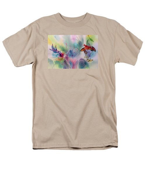 Favorite Things Men's T-Shirt  (Regular Fit) by Tara Moorman