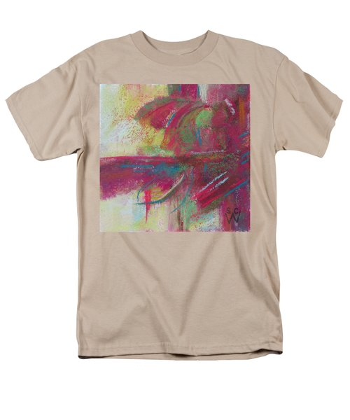 Feathering Men's T-Shirt  (Regular Fit) by Susan Woodward