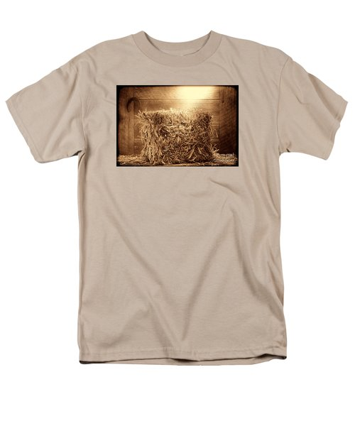 Feed Men's T-Shirt  (Regular Fit) by American West Legend By Olivier Le Queinec
