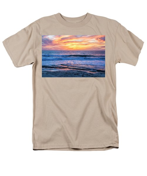 Fine End To The Day Men's T-Shirt  (Regular Fit)