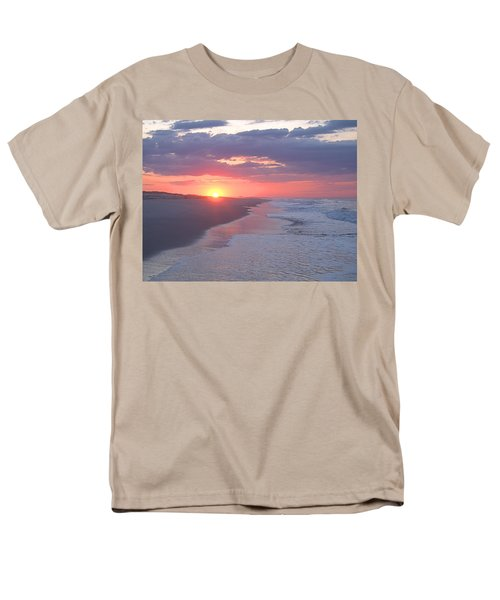 Men's T-Shirt  (Regular Fit) featuring the photograph First Daylight by Newwwman
