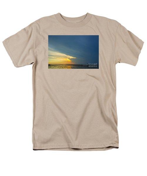Flats Of Brewster, Cape Cod Men's T-Shirt  (Regular Fit) by Diane Diederich