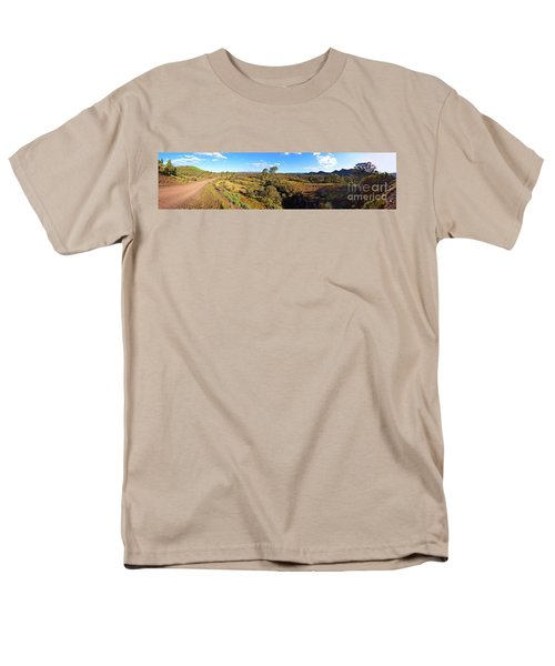 Flinders Ranges Men's T-Shirt  (Regular Fit) by Bill Robinson