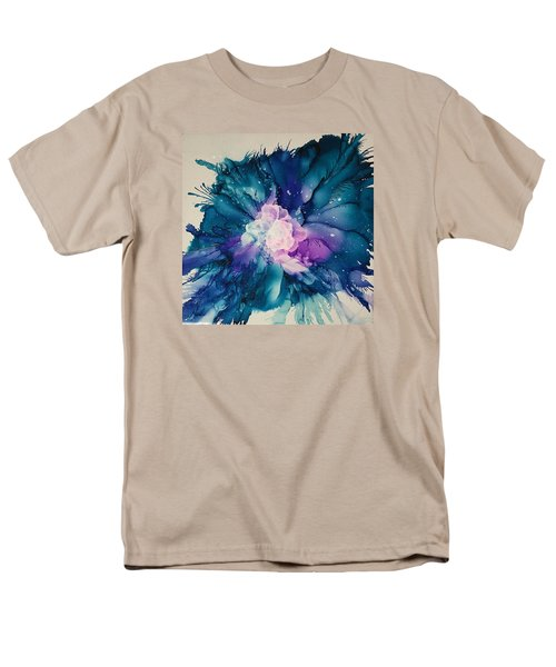 Flower Power Men's T-Shirt  (Regular Fit) by Suzanne Canner