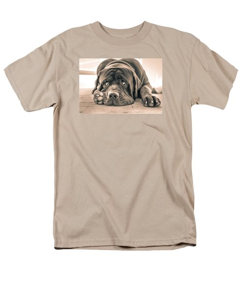 Floyd Men's T-Shirt  (Regular Fit) by Racheal Christian