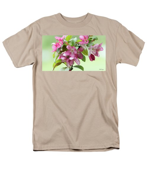 For The Beauty Of The Earth Men's T-Shirt  (Regular Fit) by Skip Tribby