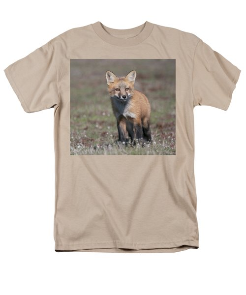 Fox Kit Men's T-Shirt  (Regular Fit) by Elvira Butler